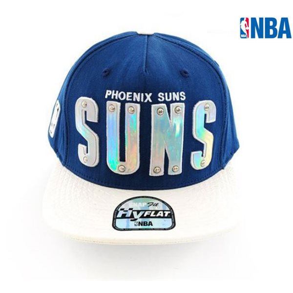 [NBA]PHX SUNS HYFLAT FIT CAP?(N152AP609P)