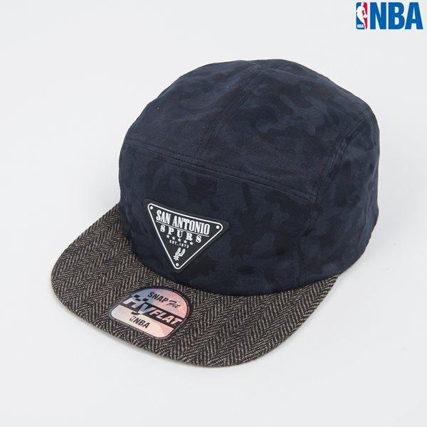 [NBA]SA SAN ANTONIO SPURS BIKER NEW FIT CAP(N154AP131P)