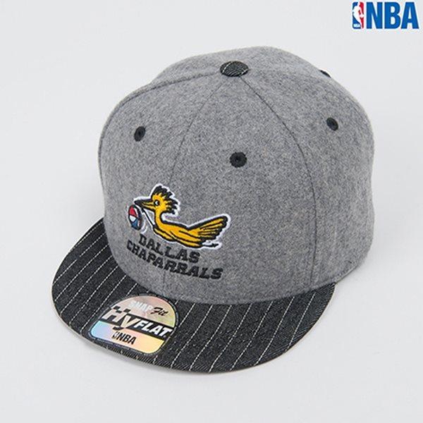 [NBA]SA SAN ANTONIO SPURS 키즈 HYFLAT CAP(N154AP521P)