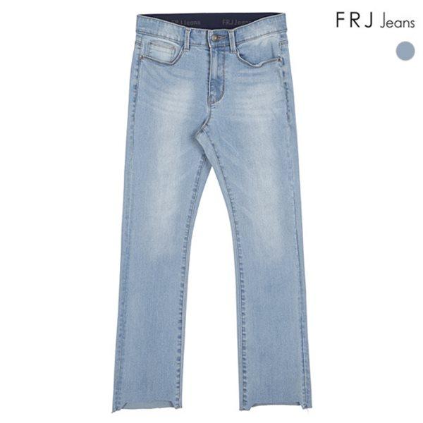 [FRJ] 여름신상 여성 이너밴드L톤워싱부츠컷 (F82F-DP452B)