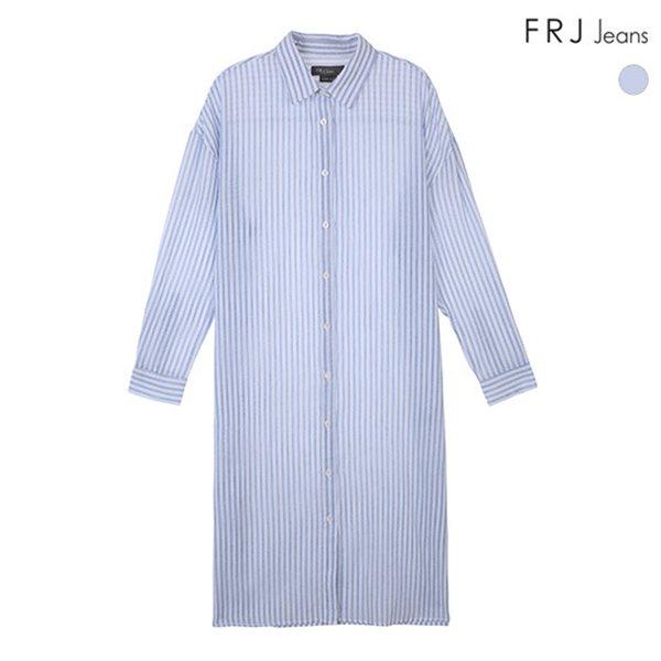 [FRJ] 여름신상 여성 ST롱셔츠 (F82F-SH543B)