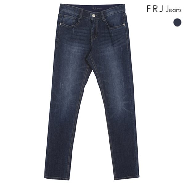 [FRJ] 여름신상 남성 쿨맥스이너밴드D톤워싱테이퍼드 (F82M-DP602B)