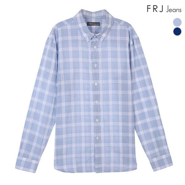 [FRJ] 여름신상 남성 온부체크셔츠 (F82M-SH023A)