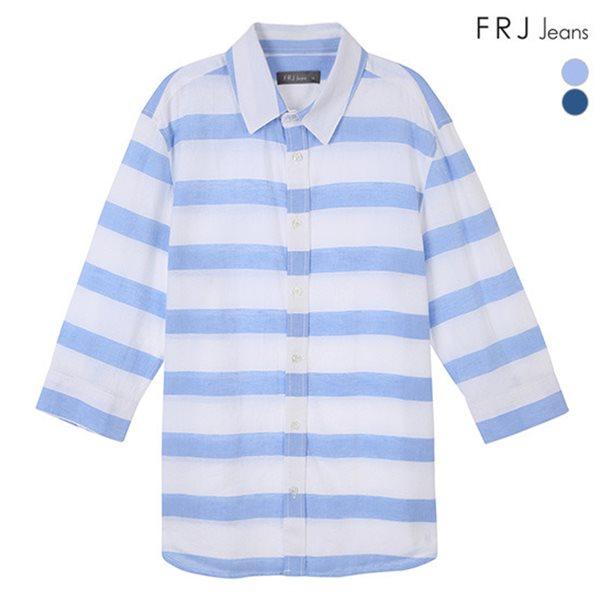 [FRJ] 여름신상 남성 7부가로ST셔츠 (F82M-SH133A)