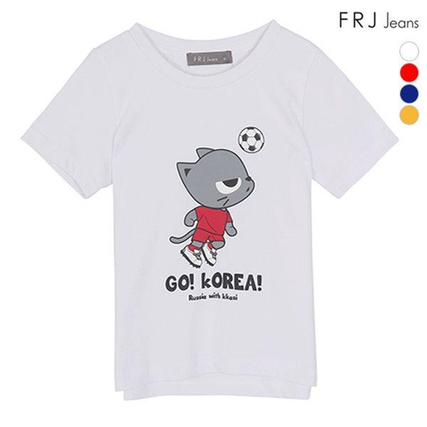 [FRJ] 여름신상 유니 월드컵티셔츠 (F82U-TM624A)