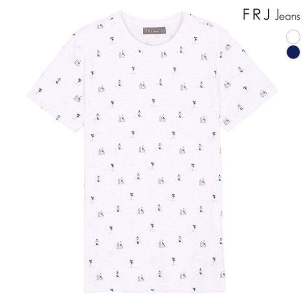 [FRJ] 여름신상 유니 1도전판프린트유니티셔츠 (F86U-TM992B)