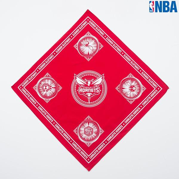 [NBA]CHA HORNETS 로고믹스 반다나(N152AM104M)