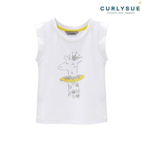 [컬리수] 쁘띠크라운 티셔츠 CNM3XATS02WH [여름]
