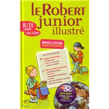 Le Robert Junior illustre
