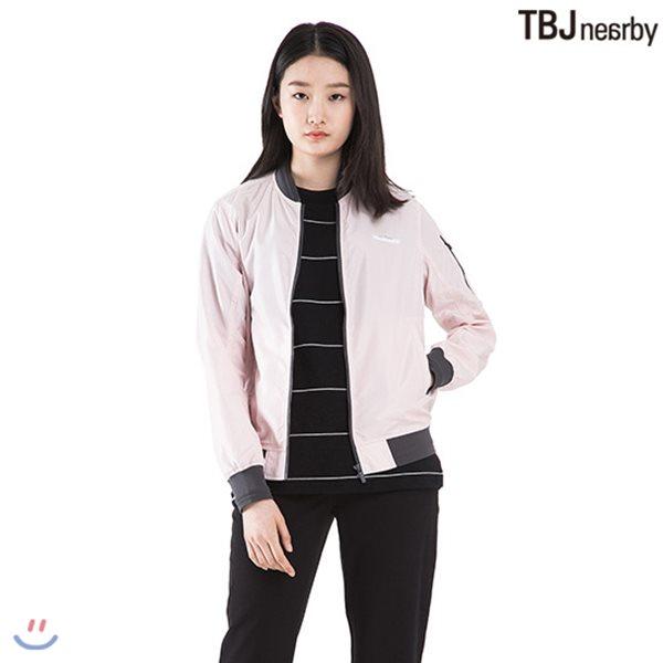 [TBJ]유니 제기장 홑겹 항공점퍼(T182JP010P)