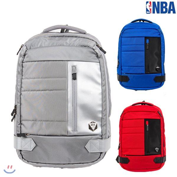 [NBA]NBA 금속장식 솔리드 BACK PACK(N152AB031P)