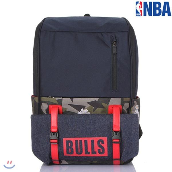 [NBA]CHI BULLS 홀로그램 배색 BACK PACK(N152AB032P)