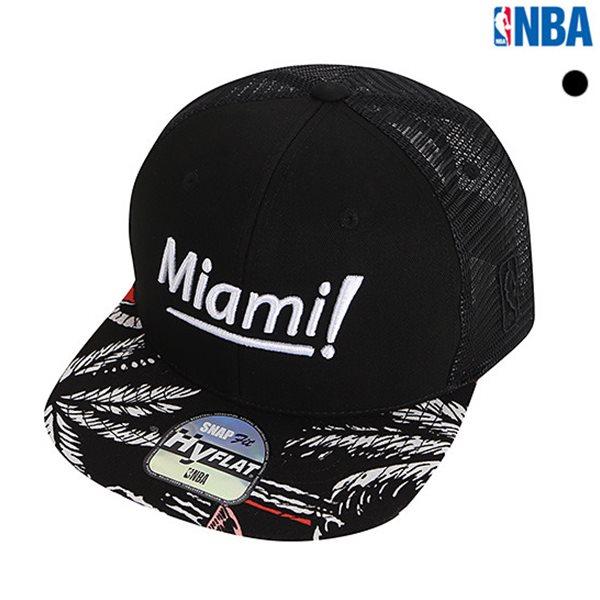 [NBA]MIA HEATS 트로피칼챙 HYFLAT CAP(N185AP617P)