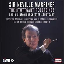 네빌 마리너 - 슈투트가르트 방송교향악단 시절 녹음집 (Neville Marriner: The Stuttgart Recordings 1980-1994)