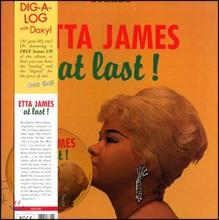 Etta James - At Last ! [LP+CD]