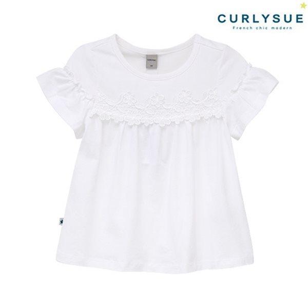 [컬리수] 퓨어레이스 티셔츠(모달혼방) CNM1GATS15OH [여름]