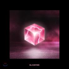 블랙핑크 (Blackpink) - 미니앨범 1집 : Square Up [Black ver.]