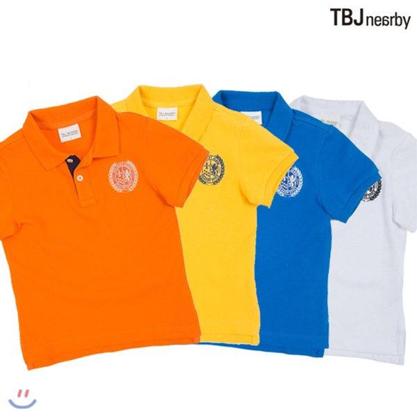 [TBJ]유니 아동 기본 PQ 애리 티셔츠(T142TS205P)