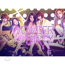 ��� �ɽ� (Wonder Girls) - �̴Ͼٹ� : Wonder Party