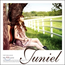 �ִϿ� (Juniel) - 1st �̴Ͼٹ� : My First June