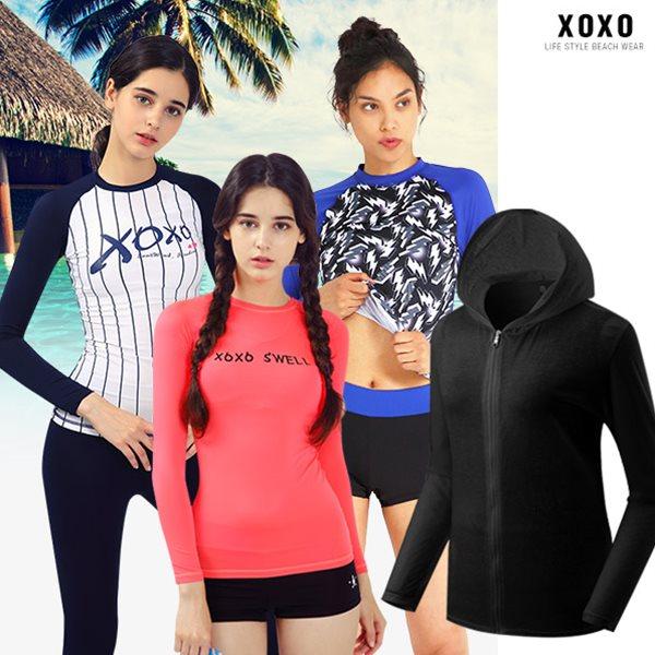 XOXO 여름 핫 남녀 래쉬가드 수영복/비치팬츠 균일가