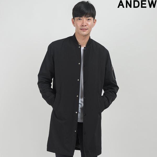 [ANDEW]유니 롱 스타디움 점퍼(O154JP066P)