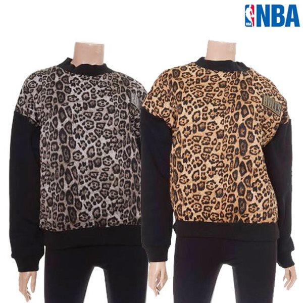 [NBA]PHX SUNS POLY퀼팅 드랍소매 맨투맨(N154TS753P)