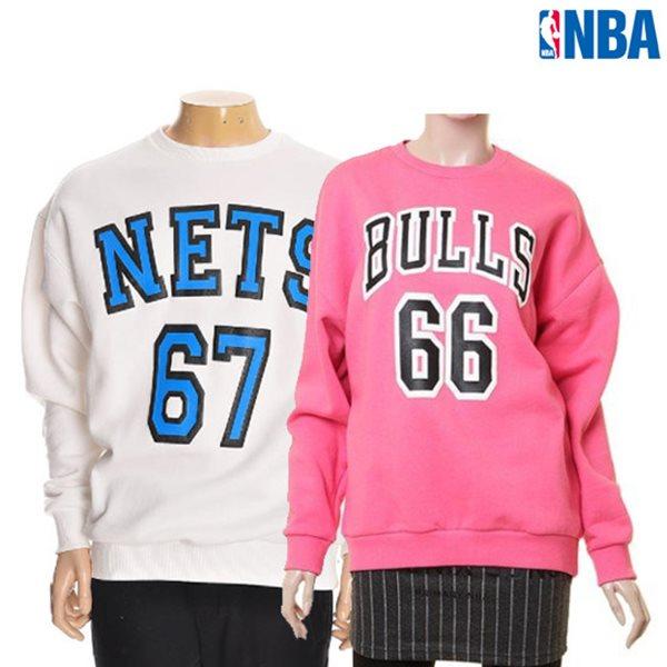 [NBA]CHI BULLS TEAM LOGO 맨투맨(N154TS127P)