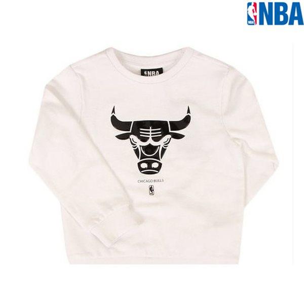 [NBA]아동용 CHI BULLS 고주파 로고 맨투맨(N154TS527P)