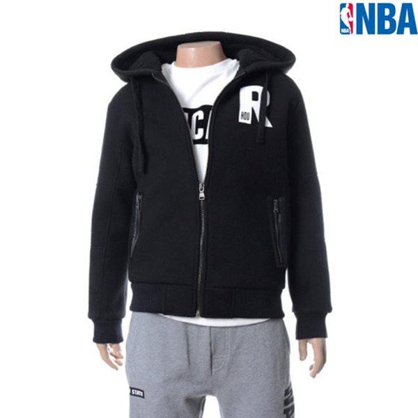 [NBA]HOU ROCKE티셔츠 NEOPRENE HOODED 집업점퍼(N154TJ332P)