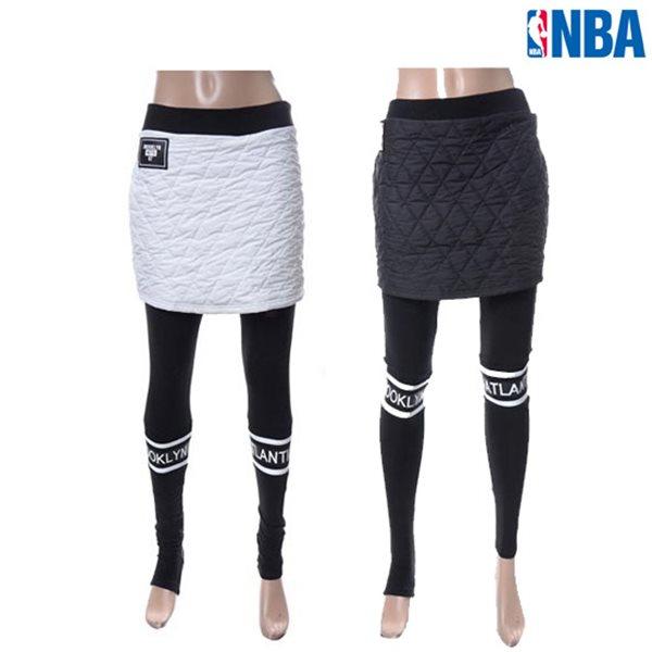 [NBA]ATL HAWKS 퀼팅 치마 레깅스(N154TP712P)