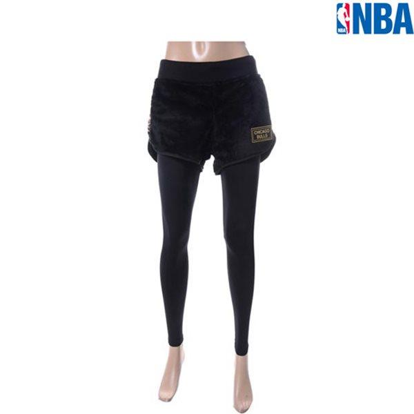 [NBA]CHI BULLS 양면보아 반바지 레깅스(N154TP750P)
