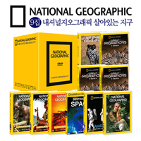 [] 9    10   (National Geographic 10 DVD BOX SET)