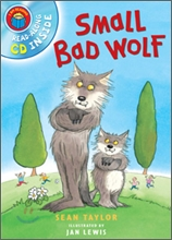I am Reading with CD : Small Bad Wolf