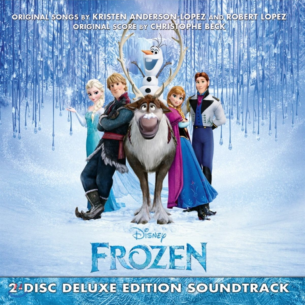 겨울왕국 영화음악 (Frozen OST) [Deluxe Edition]