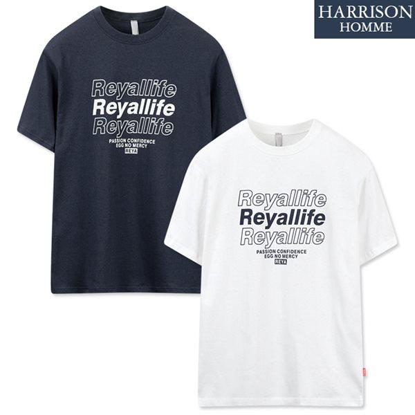 [해리슨] REYA 반팔 티셔츠 DBS1217