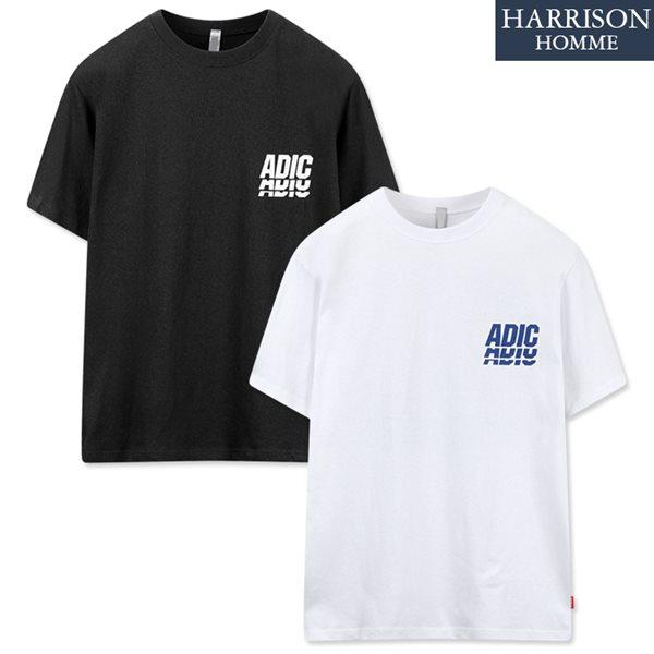 [해리슨] ADIC 반팔 티셔츠 DBS1215
