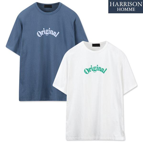 [해리슨] 오리지널 반팔 티셔츠 NGD1005
