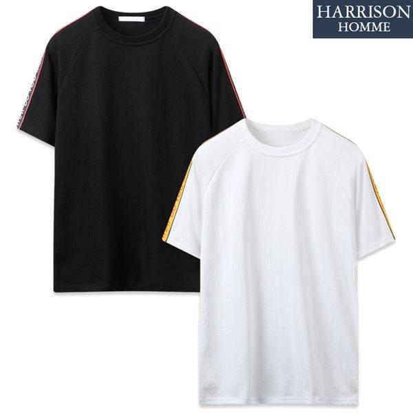 [해리슨] 바이미 나그랑 라운드 반팔 티셔츠 MJB1261