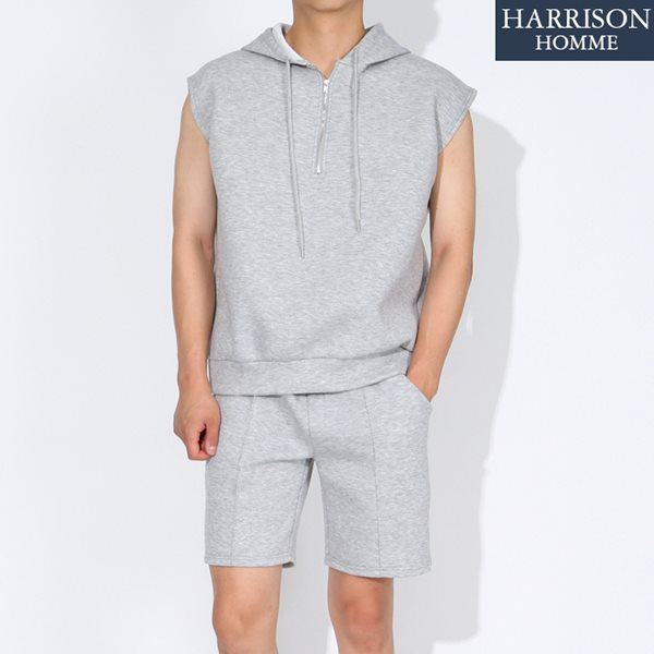 [해리슨] 에어쿠션 후드 나시 MJB1269