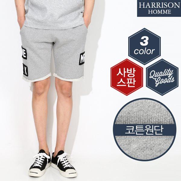 [해리슨] 쭈리_에이원반바지 MJB1425