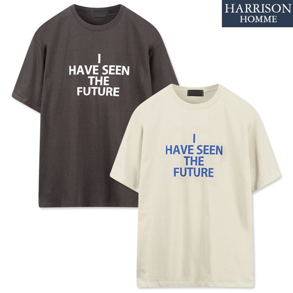 [해리슨] 20수 퓨처 박스 반팔 티셔츠 LCS1061