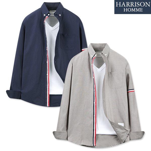 [해리슨] T 옥스포드 긴팔 셔츠 TBC1009