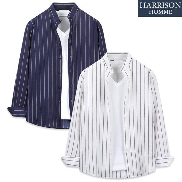 [해리슨] 비트 긴팔 셔츠 DON1359