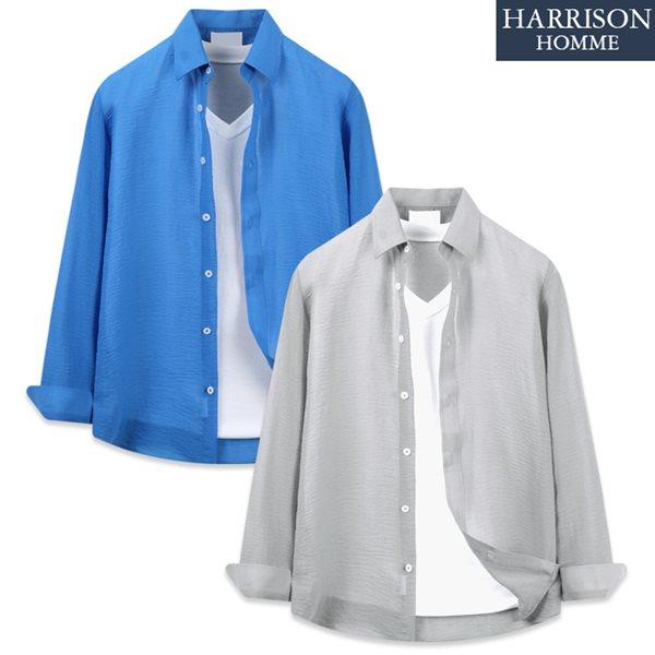 [해리슨] 라이브 긴팔 셔츠 DON1351