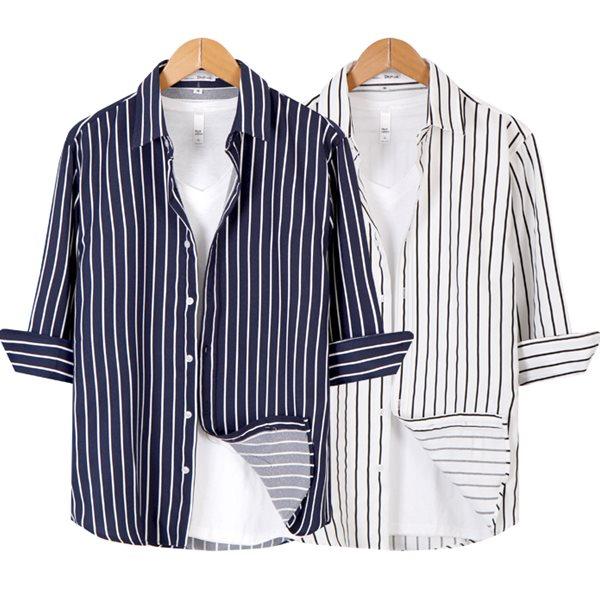 [레이먼] 7부 SM ST 셔츠 RH2102DP