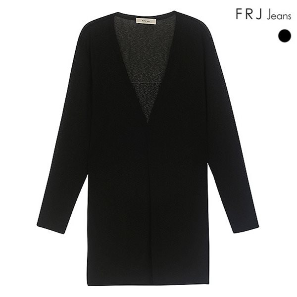 [FRJ]여성 기본FIT롱가디건 (F52F-TM725A)