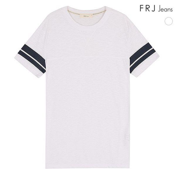 [FRJ]남성 ST프린트소매슬럽티셔츠 (F52M-TM173B)