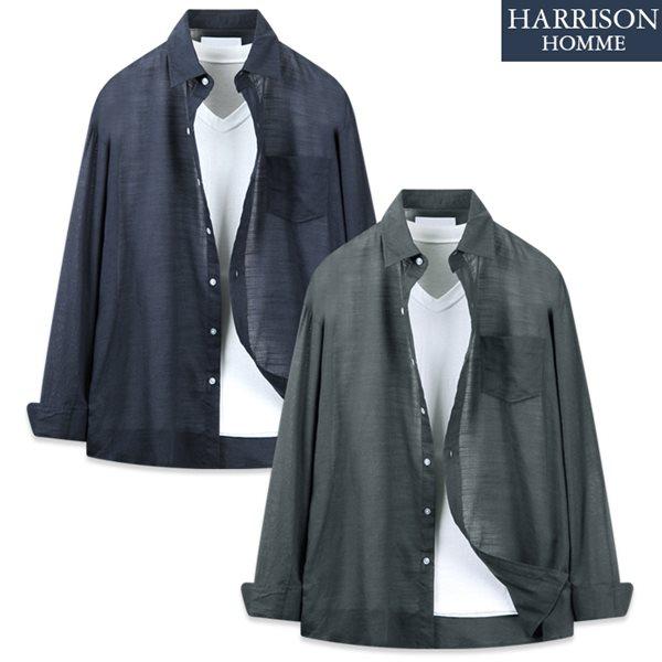 [해리슨] DS 슬라브 긴팔 셔츠 MET1924