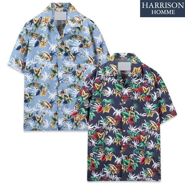 [해리슨] DS 하와이 반팔 셔츠 MET1922